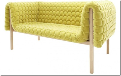 """Ruche"" Sofas by Inga Sempé for Ligne Roset2"