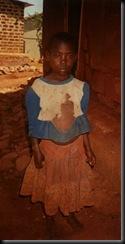 Ugandan orphan