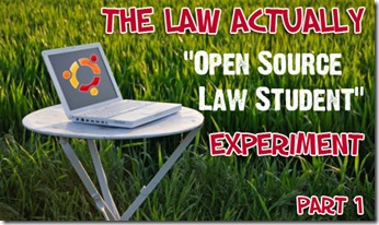 law actually open source law student