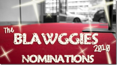 blawggies 2010 nominations