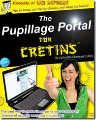 Pupillage Portal for Cretins