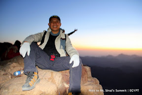 Mt. Sinai's Summit