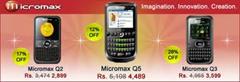 Micromax Mobile Service Centers in  Maharashtra