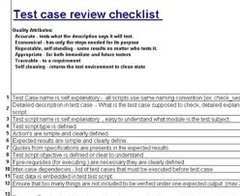 How to Review Test Cases