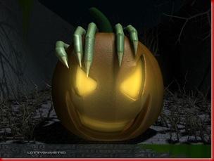 PumpkinHalloweenWallpaperLarge