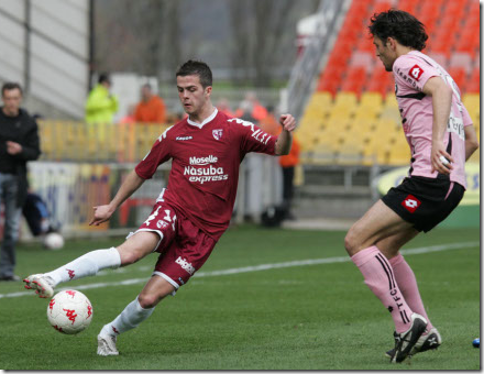 Miralem Pjanic - FM 2010 young talent