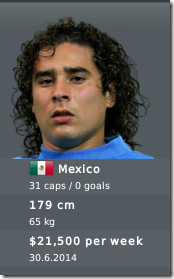 FM 2010 facepack, Ochoa from America 