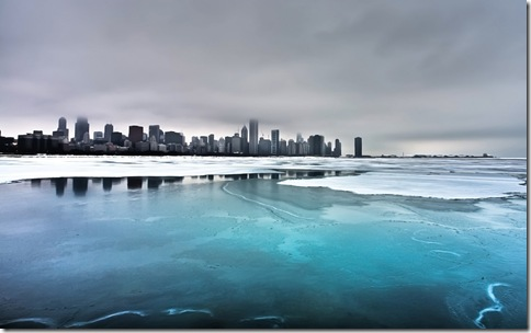 Chicago_Winter_1680 x 1050 widescreen