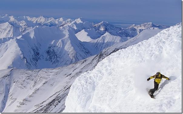 Alaskan_Snowboarding_1680 x 1050 widescreen