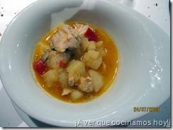 La Huertona - Marmitaco