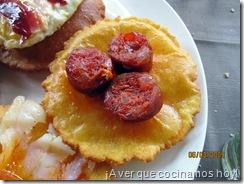 El Molin de Mingo - Torto de chorizo