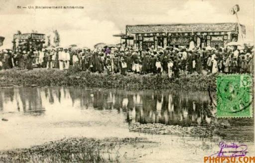 Cảnh sinh hoạt hằng ngày của người Việt xưa