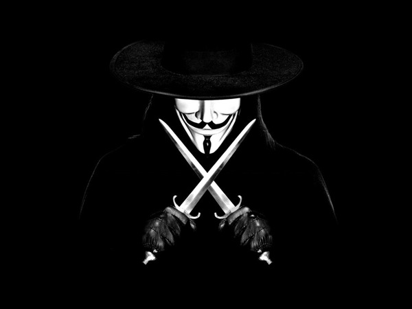 V of Vendetta 2