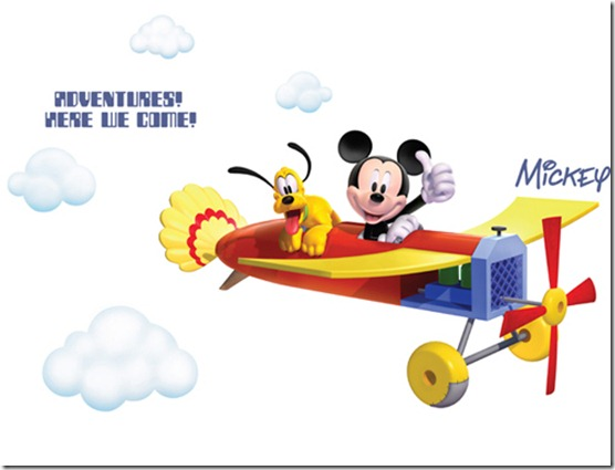 mickey_s_airplane