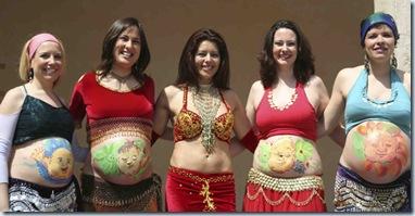 danza-del-vientre-embarazadas