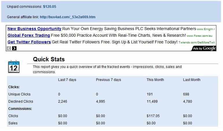screenshot pendapatan ane (ane pilih di menu Quick Stats)