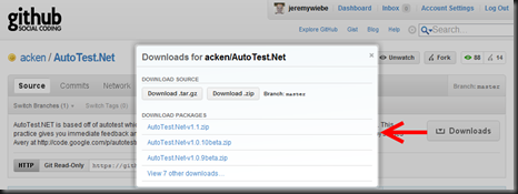 AutoTest.Net Download