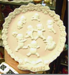 Kewpie-Plate