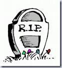 Tombstone RIP Clip Art