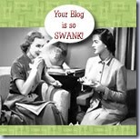 Your blog is swank