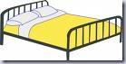 Bed Clip Art