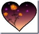 Fall Heart Clip Art