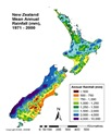 cartes meteo NZ_rainfall