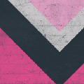 Pink & Black Grunge Desktop Wallpaper