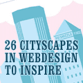 26 Cityscapes in Web Design to Inspire
