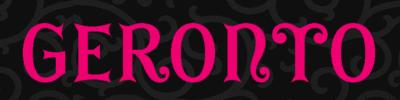Geronto Font