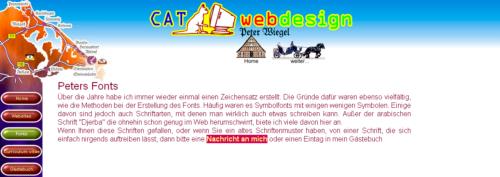 CAT Webdesign