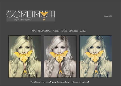 Cometmoth Photography