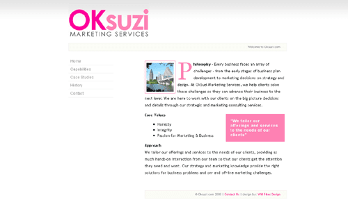OKsuzi - Marketing Services