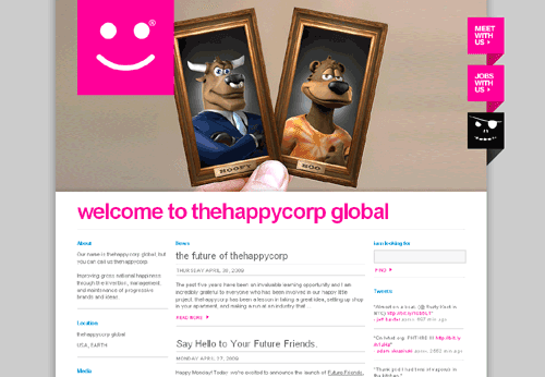 The Happy Corp