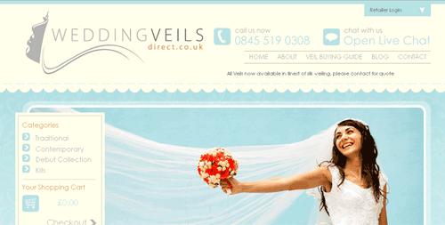 Wedding Veils Direct
