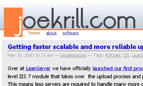 joekrill.com
