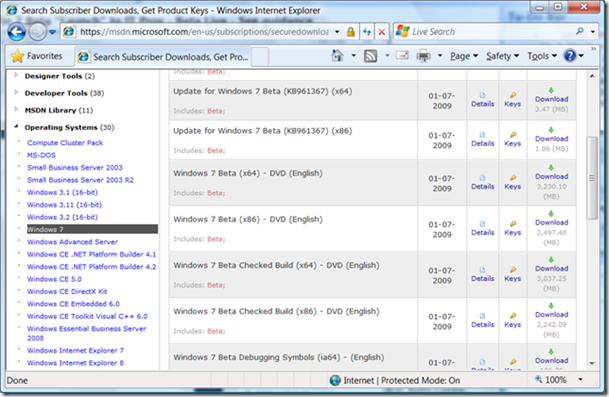 Windows7MSDN