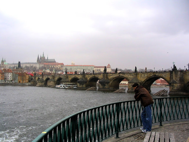Prague Castle & Charles Bridge