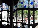A window in Casa Batlló