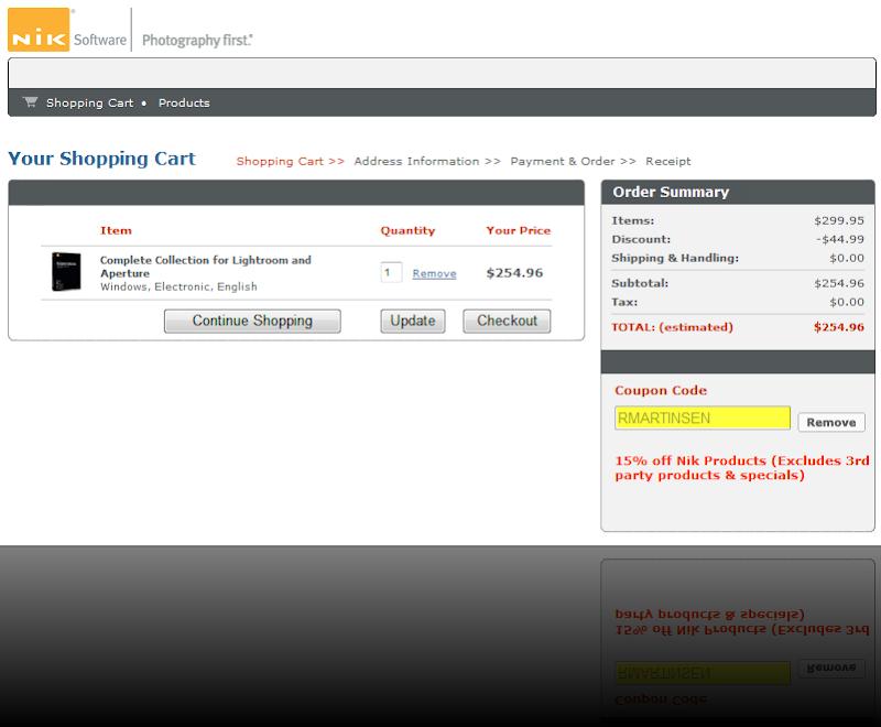 Hdr efex pro 2 upgrade coupon code