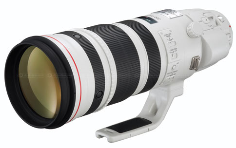 Canon 200-400mm f/4L IS USM