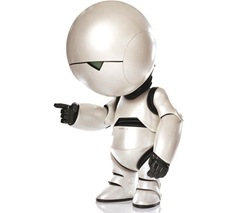 marvin paranoid android