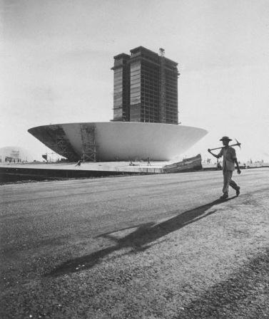 brasília construção