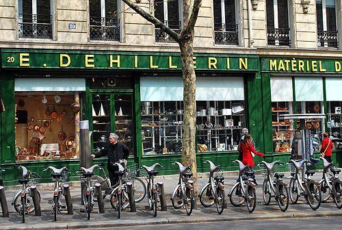 E. Dehillerin storefront