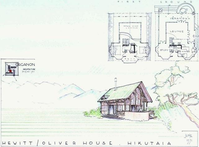 Coromandel Cottage