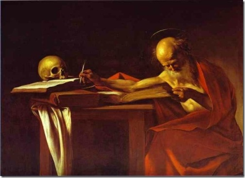 caravaggio_st_jerome_500x363