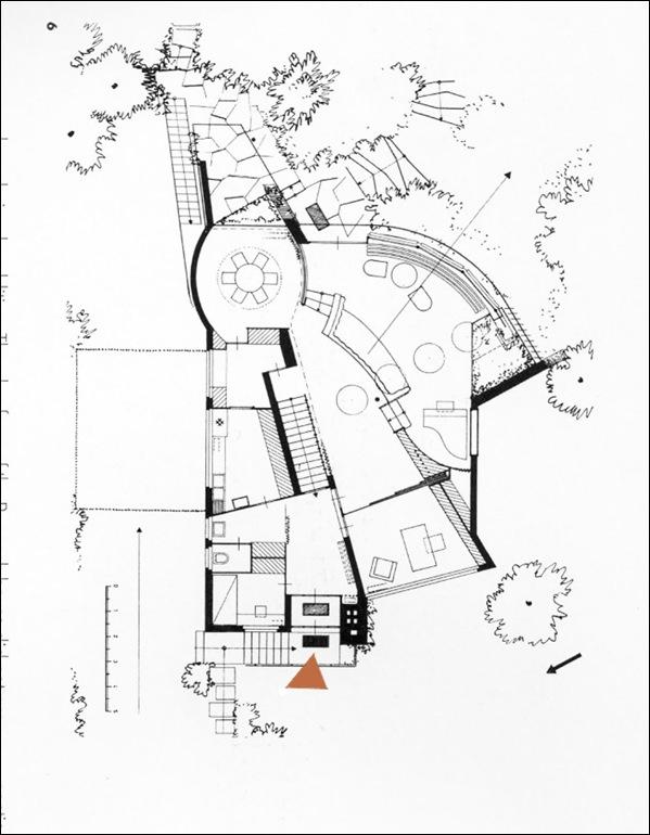 Scharoun-BaenschHouse1935plan