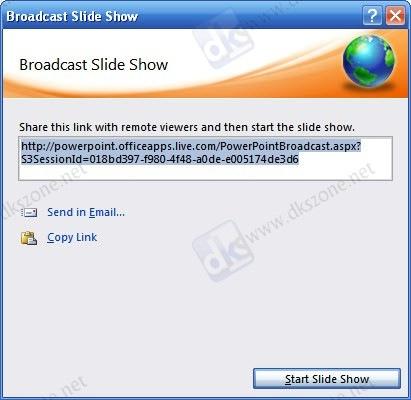 slide show link