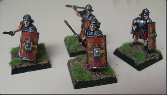 Warlord Games Legionaries