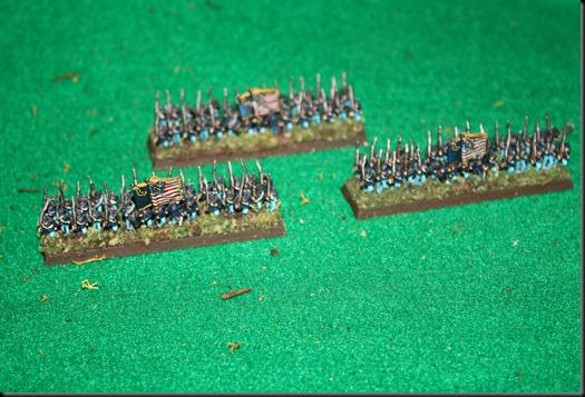 A small brigade
